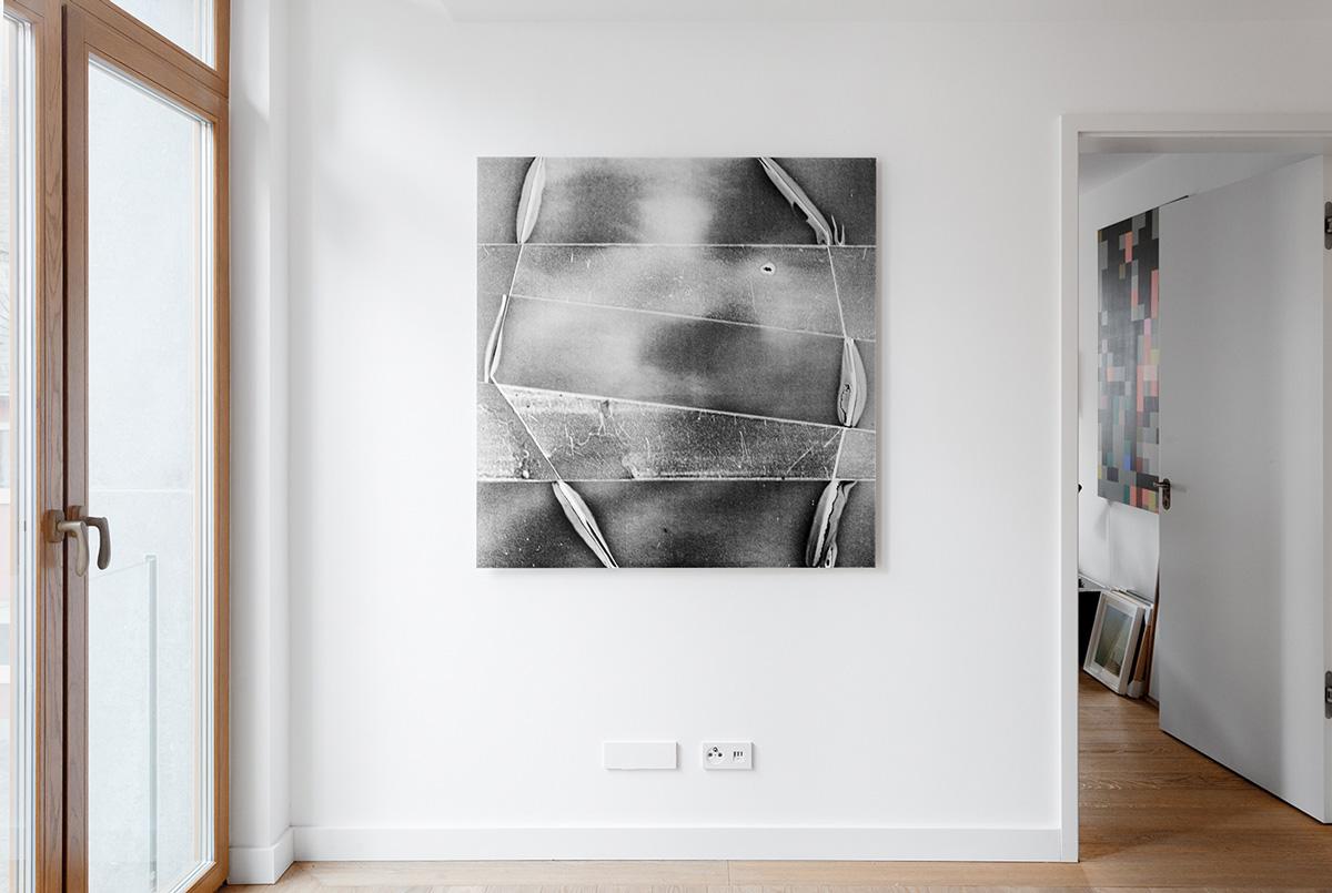 ©Zambryski sehen was passiert Feld Haus Installation 102