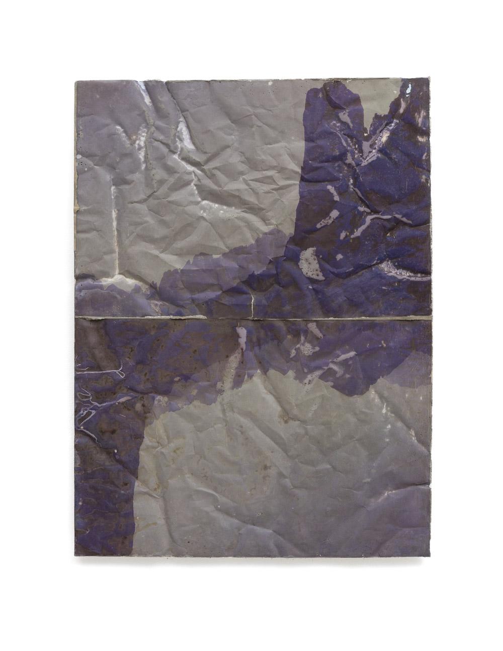 Anne Lina Billinger ZORRO 2018 Beton 100 × 75 cm 2