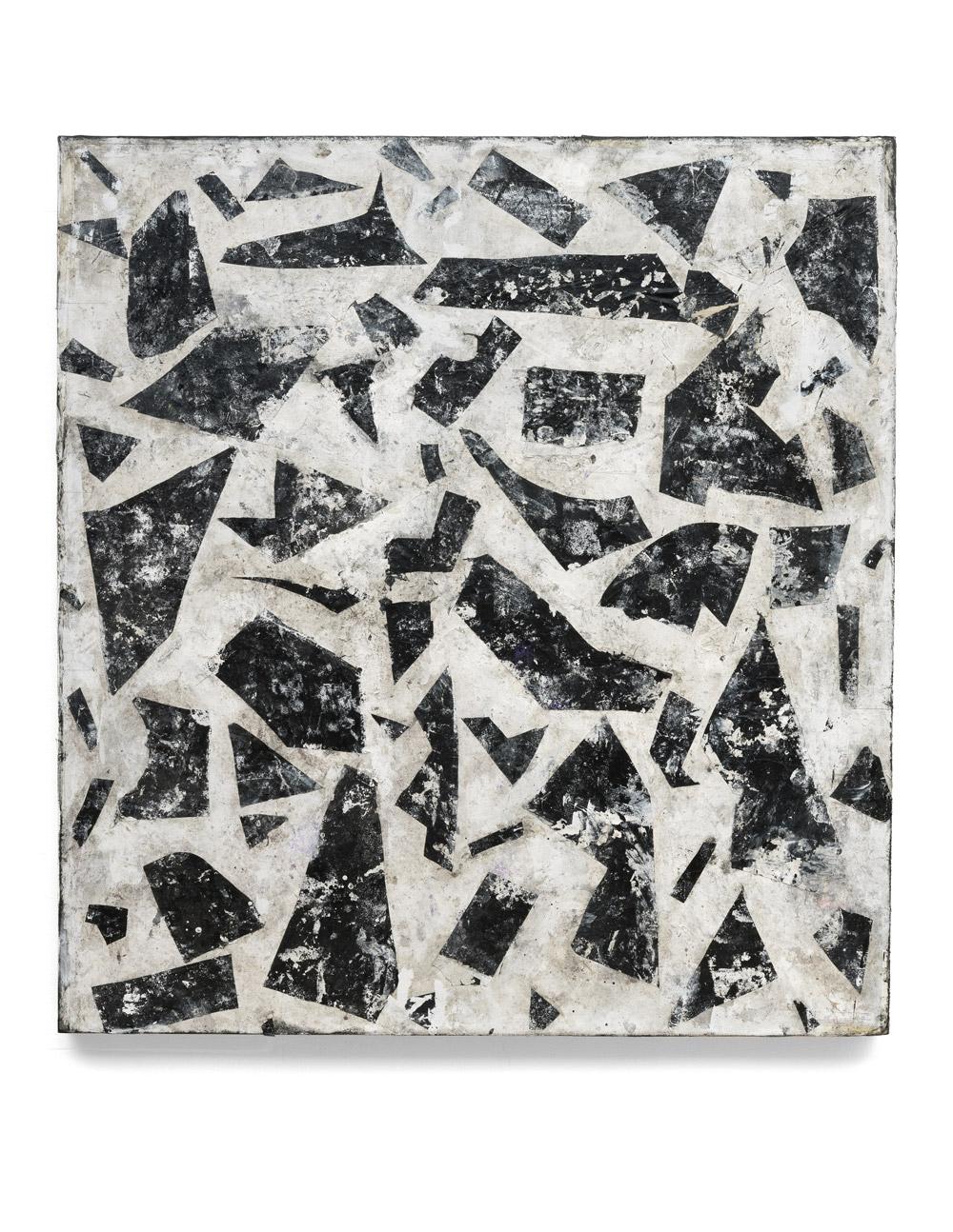 Greg Haberny Paper Or Plastic 2016 127 × 120 × 10 cm