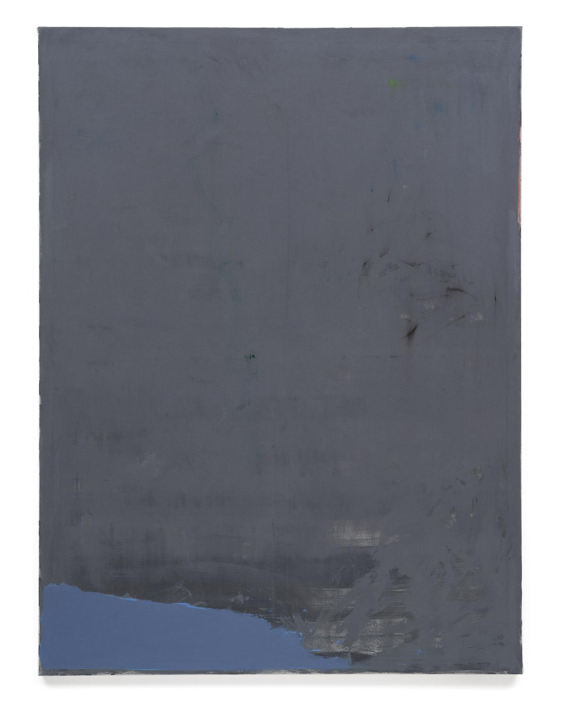 Özcan Kaplan Untitled 2018 No.12 Oil on untreated cotton 180 x 135 cm 1